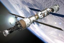 Space station oxygen